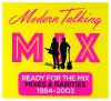 CD Shop - MODERN TALKING READY FOR THE MIX