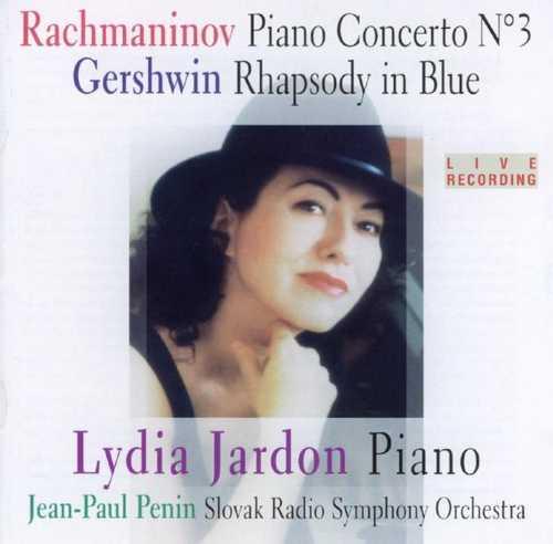 CD Shop - RACHMANINOV/GERSHWIN CTO POUR PIANO N 3 (1) RHAPSODIE