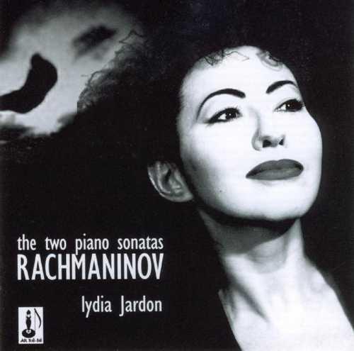 CD Shop - RACHMANINOV TWO PIANO SONATAS NR.1 OP.28