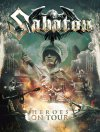 CD Shop - SABATON HEROES ON TOUR