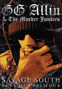 CD Shop - ALLIN, G.G. SAVAGE SOUTH: BEST OF 1992 TOUR