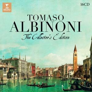 CD Shop - ALBINONI, T. TOMASO ALBINONI: THE COLLECTOR