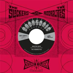 CD Shop - AGGROLITES/SLACKERS 7-SOUNDCLASH SERIES