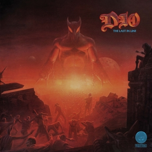 CD Shop - DIO THE LAST IN LINE
