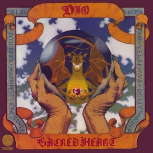 CD Shop - DIO SACRED HEART