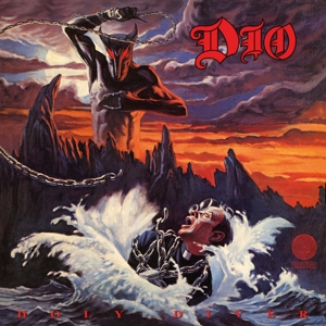 CD Shop - DIO HOLY DIVER