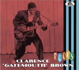 """CD Shop - """"BROWN, CLARENCE """"""""GATEMOUT"""" ROCKS"""