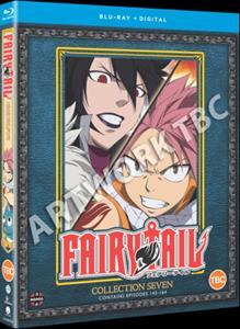 CD Shop - ANIME FAIRY TAIL: COLLECTION 7