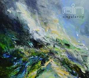 CD Shop - RAIN SINGULARITY