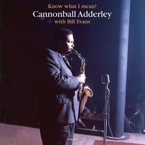 CD Shop - ADDERLEY, CANNONBALL & BI KNOW WHAT I MEAN?