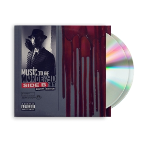 CD Shop - EMINEM MUSIC TO BE MURDERED BY - SIDE B