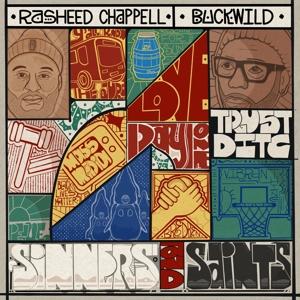 CD Shop - CHAPPELL, RASHEED & BUCKW SINNERS AND SAINTS
