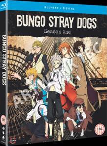 CD Shop - ANIME BUNGO STRAY DOGS: SEASON 1&2