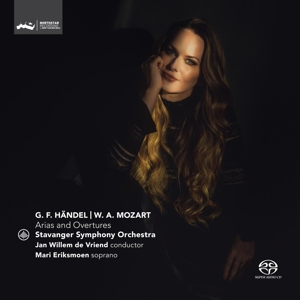 CD Shop - ERIKSMOEN, MARI / STAVANG ARIAS AND OVERTURES