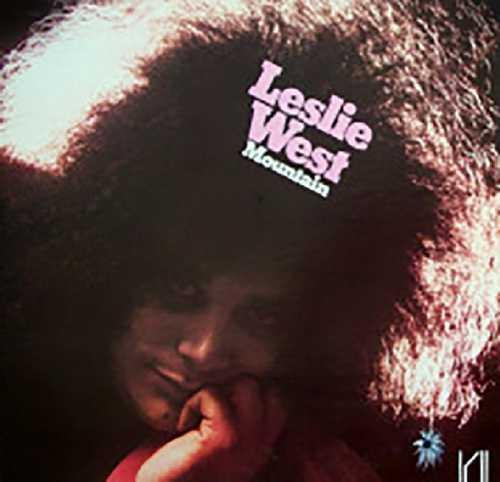 CD Shop - WEST, LESLIE MOUNTAIN