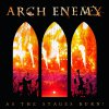 CD Shop - ARCH ENEMY AS THE STAGES.. -LP+DVD-