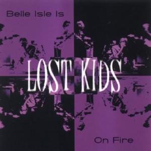 CD Shop - LOST KIDS BELLE ISLAND IS ON..-MLP-