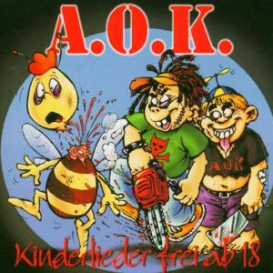 CD Shop - OAK KINDERLIEDER FREI AB