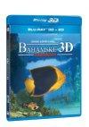 CD Shop - BAHAMSKé DOBRODRUžSTVí BD (3D)