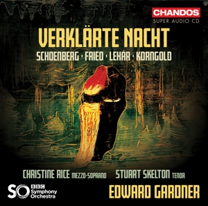 CD Shop - GARDNER, EDWARD / BBC SYM VERKLARTE NACHT