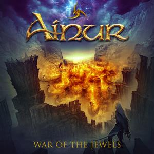 CD Shop - AINUR WAR OF THE JEWELS