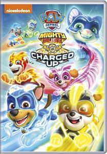 CD Shop - ANIMATION PAW PATROL: MIGHTY PUPS CHARGED UP