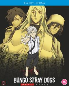 CD Shop - ANIME BUNGO STRAY DOGS: DEAD APPLES