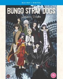 CD Shop - ANIME BUNGO STRAY DOGS: SEASON 3