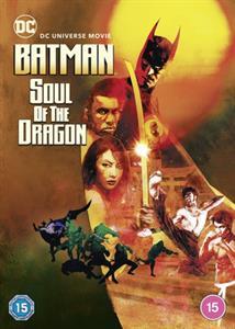 CD Shop - ANIMATION BATMAN: SOUL OF THE DRAGON