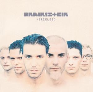 CD Shop - RAMMSTEIN HERZELEID