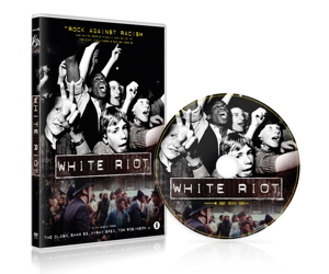 CD Shop - DOCUMENTARY WHITE RIOT