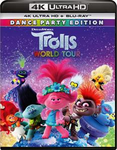 CD Shop - ANIMATION TROLLS 2: WORLD TOUR