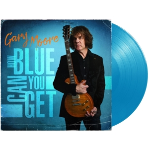 CD Shop - MOORE, GARY HOW BLUE CAN YOU GET