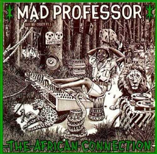 CD Shop - MAD PROFESSOR AFRICAN CONNECTION