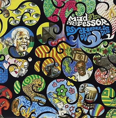 CD Shop - MAD PROFESSOR PSYCHEDELIC DUB 10