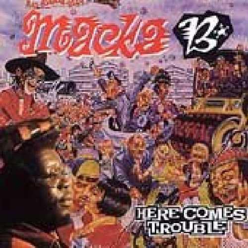 CD Shop - MACKA B HERE COMES TROUBLE