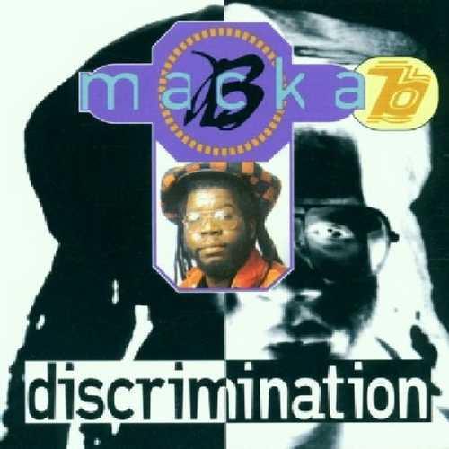 CD Shop - MACKA B DISCRIMINATION