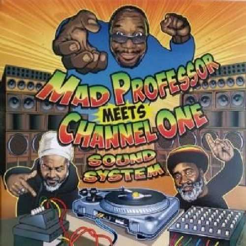 CD Shop - MAD PROFESSOR MEETS CHANNEL ONE