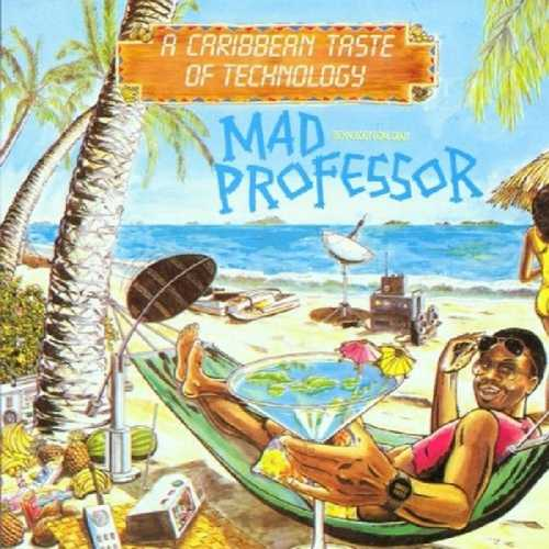 CD Shop - MAD PROFESSOR A TASTE OF CARIBBEAN..