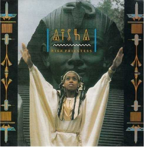 CD Shop - AISHA HIGH PRIESTESS
