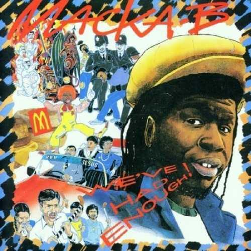 CD Shop - MACKA B WE