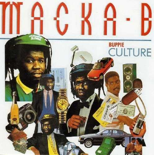 CD Shop - MACKA B BUPPIE CULTURE