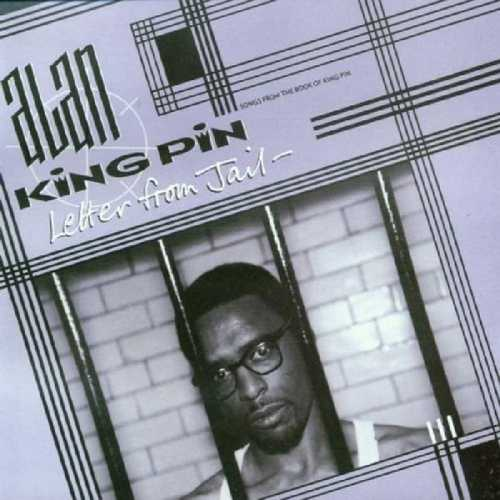 CD Shop - KINGPIN, ALLAN LETTER FROM JAIL
