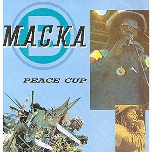 CD Shop - MACKA B PEACE CUP