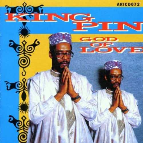 CD Shop - KINGPIN, ALLAN GOD OF LOVE