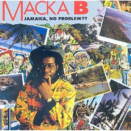 CD Shop - MACKA B JAMAICA, NO PROBLEM??