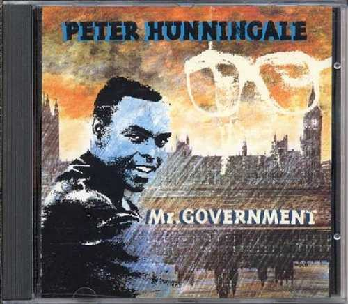 CD Shop - HUNNINGALE, PETER MR. GOVERNMENT