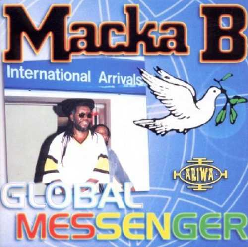 CD Shop - MACKA B GLOBAL MESSAGE