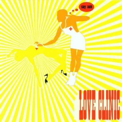 CD Shop - LOVE CLINIC LOVE CLINIC