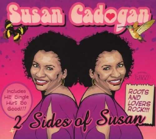 CD Shop - CADOGAN, SUSAN 2 SIDES OF SUSAN -DIGI-